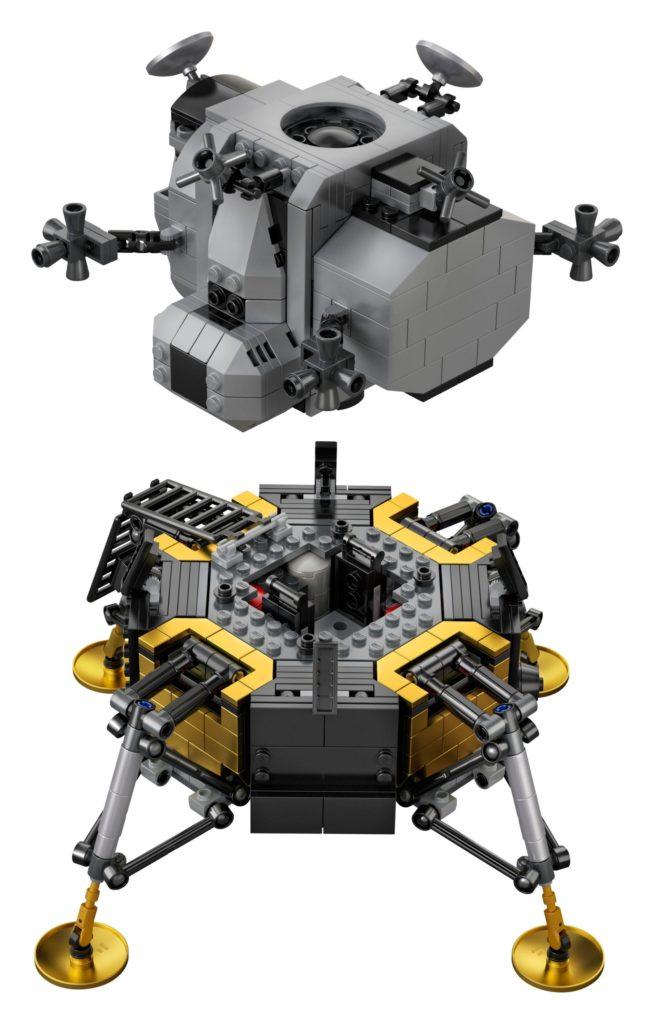 LEGO® Creator Exper 10266 NASA Apollo 11 Mondlandefähre - Bild 15 | ©LEGO Gruppe