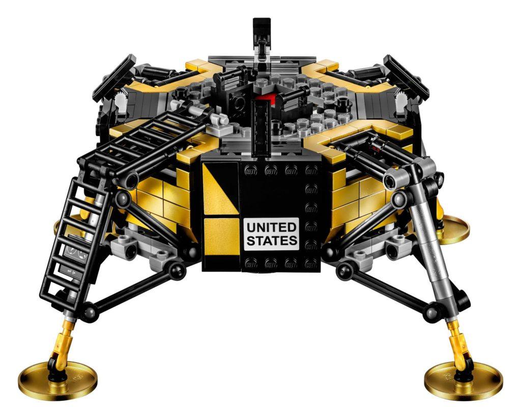 LEGO® Creator Exper 10266 NASA Apollo 11 Mondlandefähre - Bild 14 | ©LEGO Gruppe