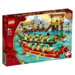 LEGO® 80103 Drachenbootrennen | ©LEGO Gruppe