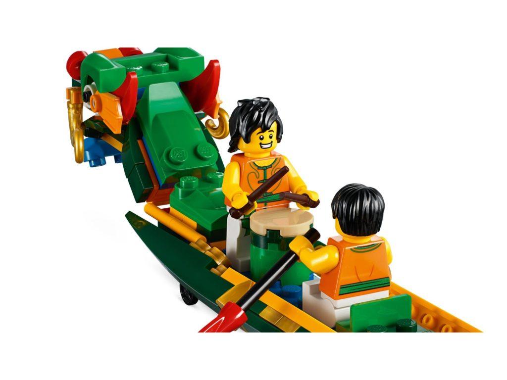 LEGO® 80103 Drachenbootrennen   ©LEGO Gruppe