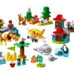 LEGO® DUPLO® 10907 Tiere der Welt | ©LEGO Gruppe