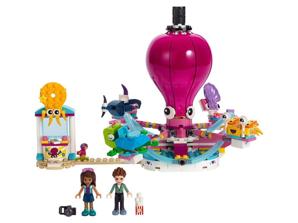 LEGO® Friends 41373 Lustiges Oktopus-Karussell | ©LEGO Gruppe