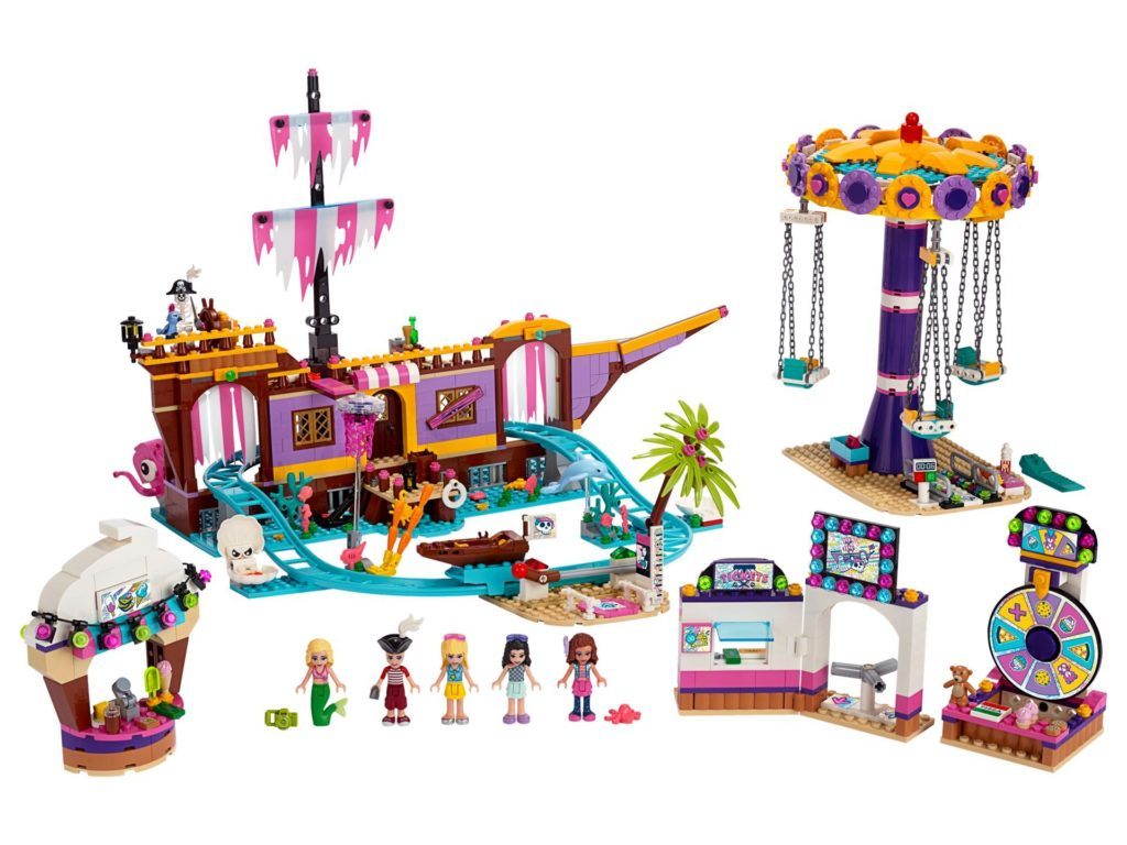 LEGO® Friends 41375 Vergnügungspark von Heartlake City | ©LEGO Gruppe