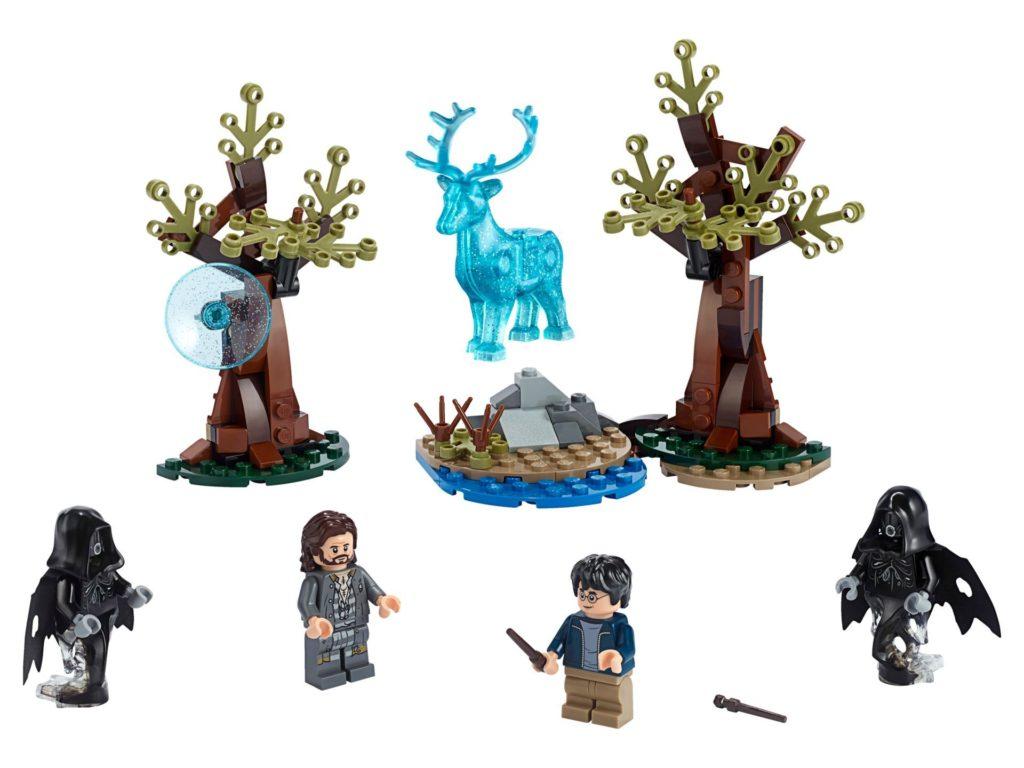 LEGO® Harry Potter™ 75945 Expecto Patronum | ©LEGO Gruppe