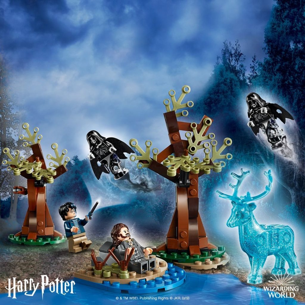 LEGO® Harry Potter™ 75945 Expecto Patronum - FB | ©LEGO Gruppe