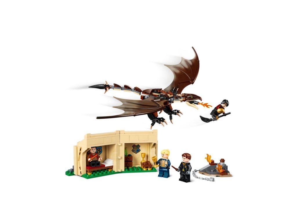 LEGO® Harry Potter™ 75946 Ungarischer Hornschwanz aus Trimagischem Turnier - Bild 2 | ©LEGO Gruppe