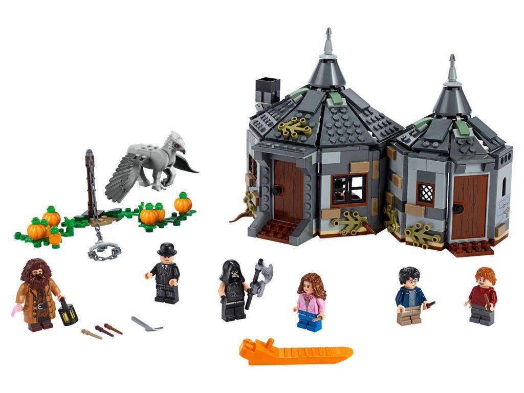 LEGO® Harry Potter™ 75947 Hagrids Hütte | ©LEGO Gruppe