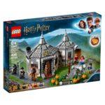 LEGO® Harry Potter™ 75947 Hagrids Hütte - Packung, Vorderseite | ©LEGO Gruppe