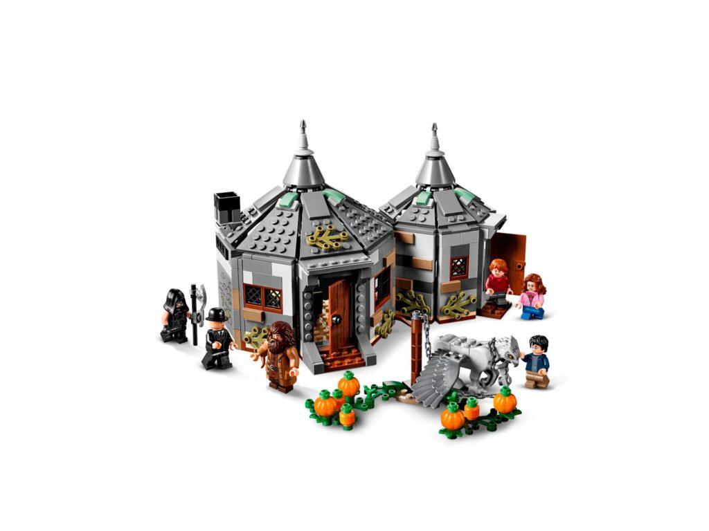 LEGO® Harry Potter™ 75947 Hagrids Hütte - Bild 3 | ©LEGO Gruppe