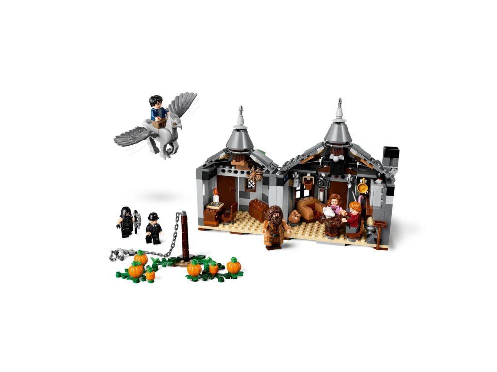 LEGO® Harry Potter™ 75947 Hagrids Hütte - Bild 2 | ©LEGO Gruppe
