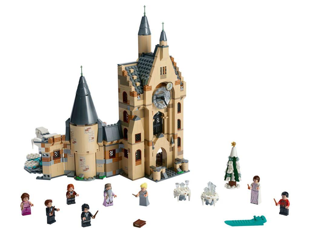 LEGO® Harry Potter™ 75948 Hogwarts Glockenturm | ©LEGO Gruppe