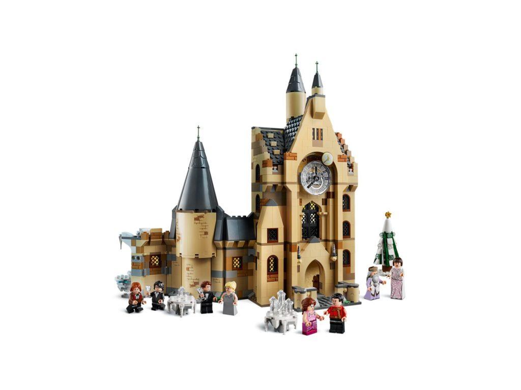 LEGO® Harry Potter™ 75948 Hogwarts Glockenturm - Bild 3 | ©LEGO Gruppe