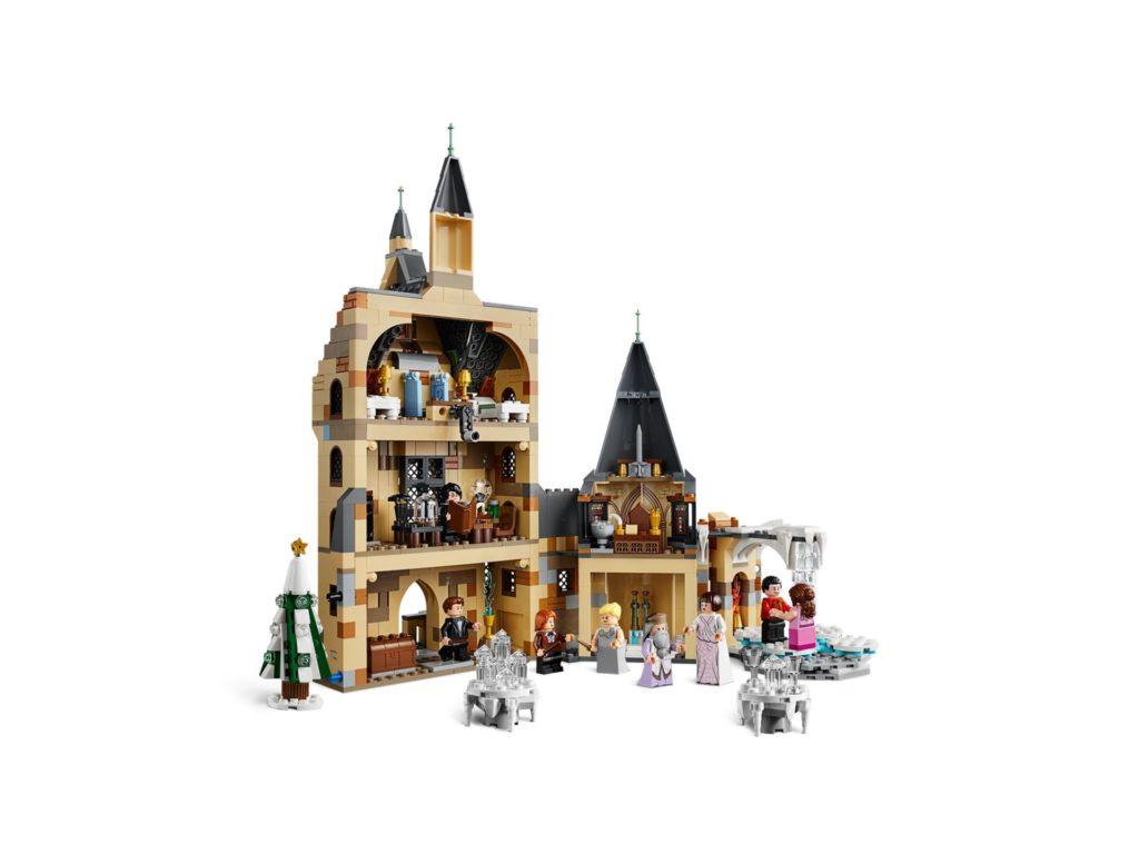 LEGO® Harry Potter™ 75948 Hogwarts Glockenturm - Bild 2 | ©LEGO Gruppe