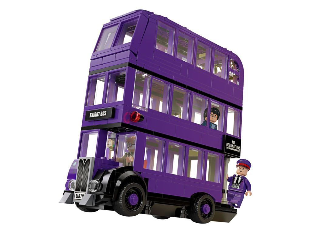 LEGO® Harry Potter™ 75957 The Knights Bus | ©LEGO Gruppe