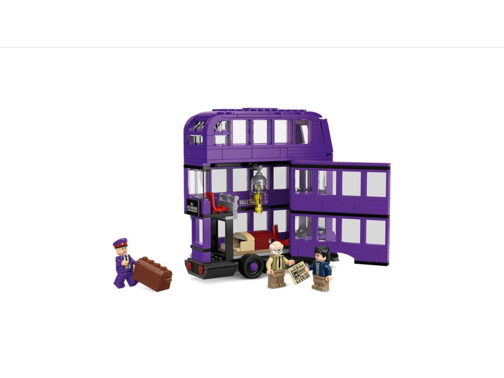 LEGO® Harry Potter™ 75957 The Knights Bus - Bild 2 | ©LEGO Gruppe