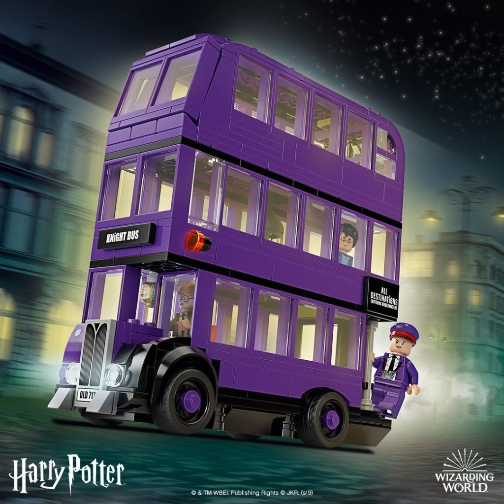 LEGO® Harry Potter™ 75957 The Knights Bus - FB | ©LEGO Gruppe