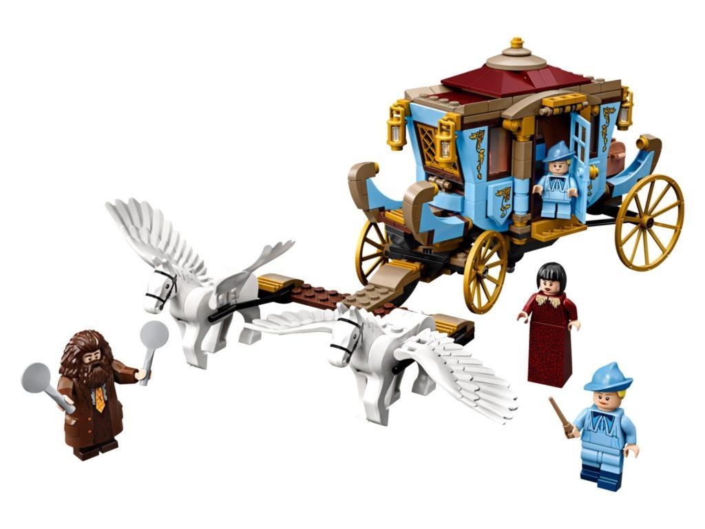 LEGO® Harry Potter™ 75958 Beauxbatons Kutsche: Ankunft in Hogwarts - Bild 1 | ©LEGO Gruppe