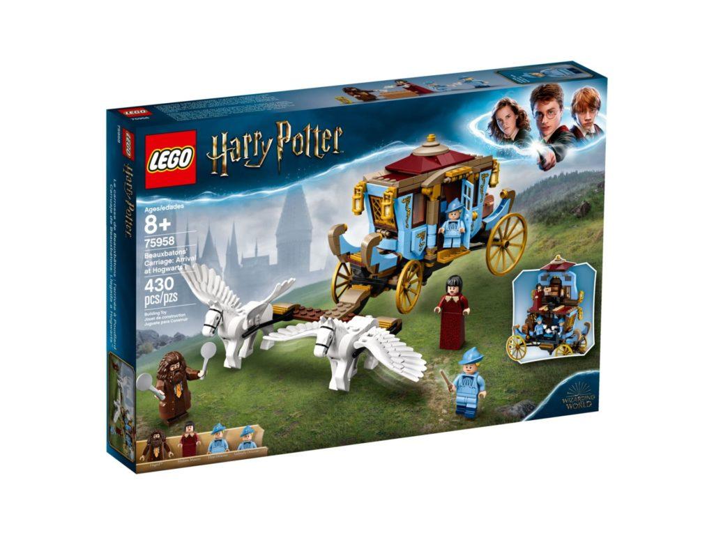 LEGO® Harry Potter™ 75958 Beauxbatons Kutsche: Ankunft in Hogwarts - Bild 2 | ©LEGO Gruppe