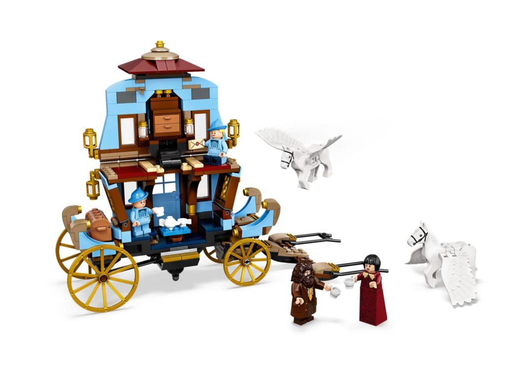 LEGO® Harry Potter™ 75958 Beauxbatons Kutsche: Ankunft in Hogwarts - Bild 3 | ©LEGO Gruppe