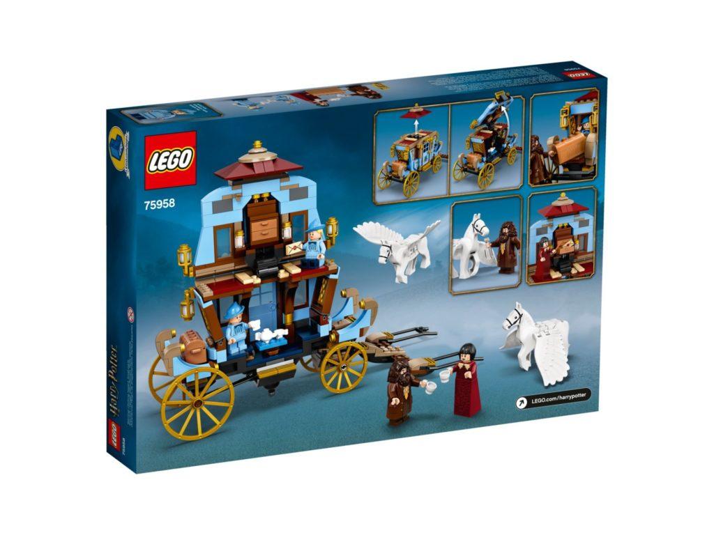 LEGO® Harry Potter™ 75958 Beauxbatons Kutsche: Ankunft in Hogwarts - Bild 4 | ©LEGO Gruppe