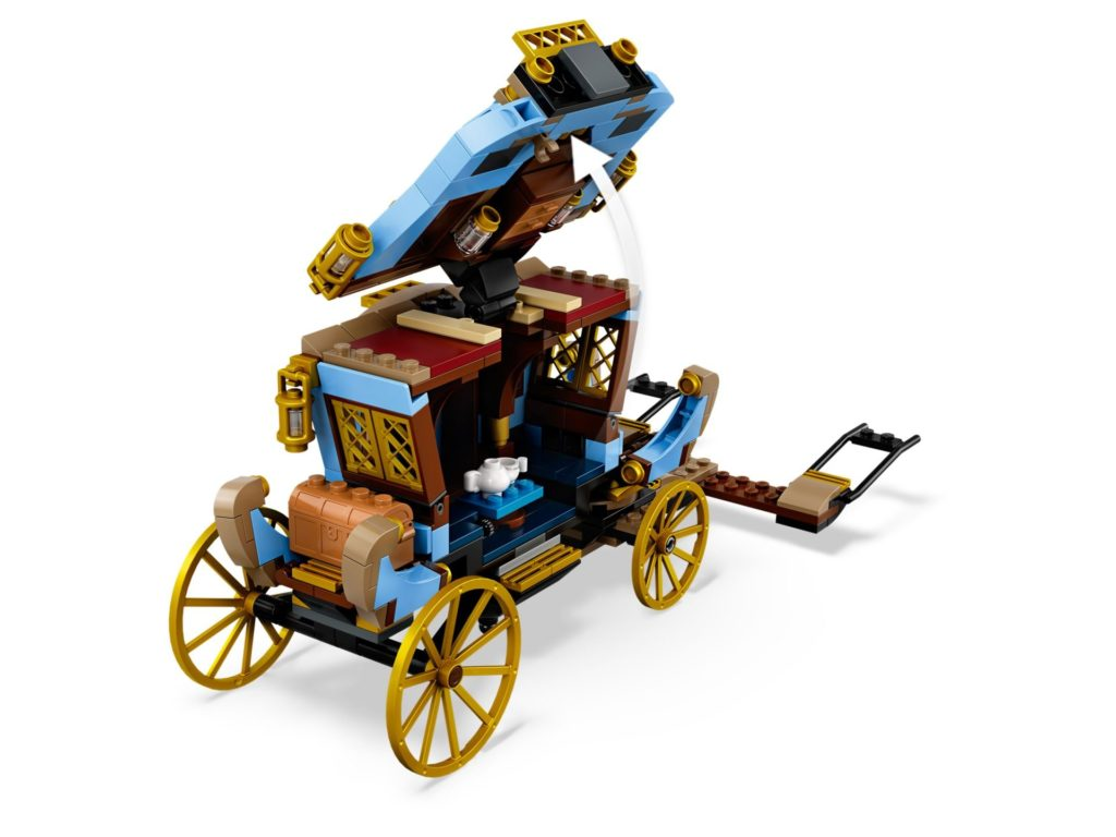 LEGO® Harry Potter™ 75958 Beauxbatons Kutsche: Ankunft in Hogwarts - Bild 5 | ©LEGO Gruppe