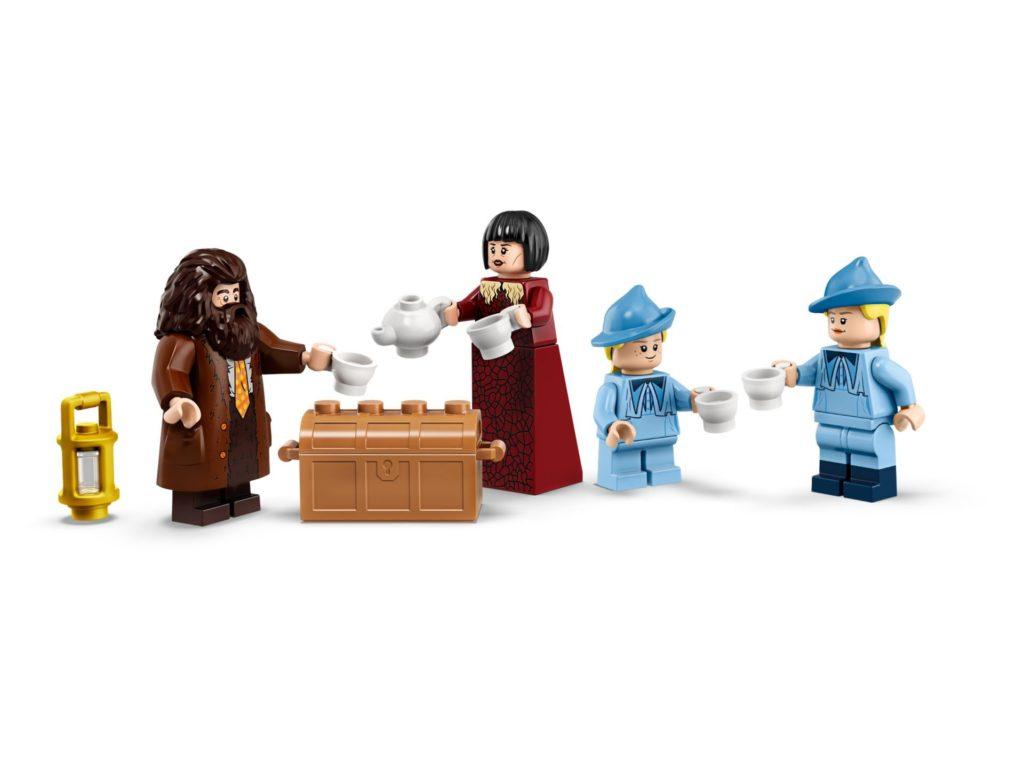LEGO® Harry Potter™ 75958 Beauxbatons Kutsche: Ankunft in Hogwarts - Bild 6 | ©LEGO Gruppe