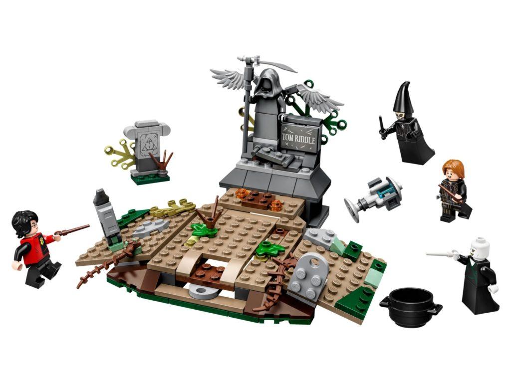 LEGO® Harry Potter™ 75965 Der Aufstieg von Voldemort - Bild 1 | LEGO Gruppe