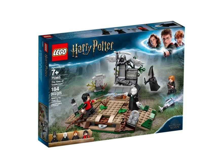 LEGO® Harry Potter™ 75965 Der Aufstieg von Voldemort - Bild 2 | LEGO Gruppe