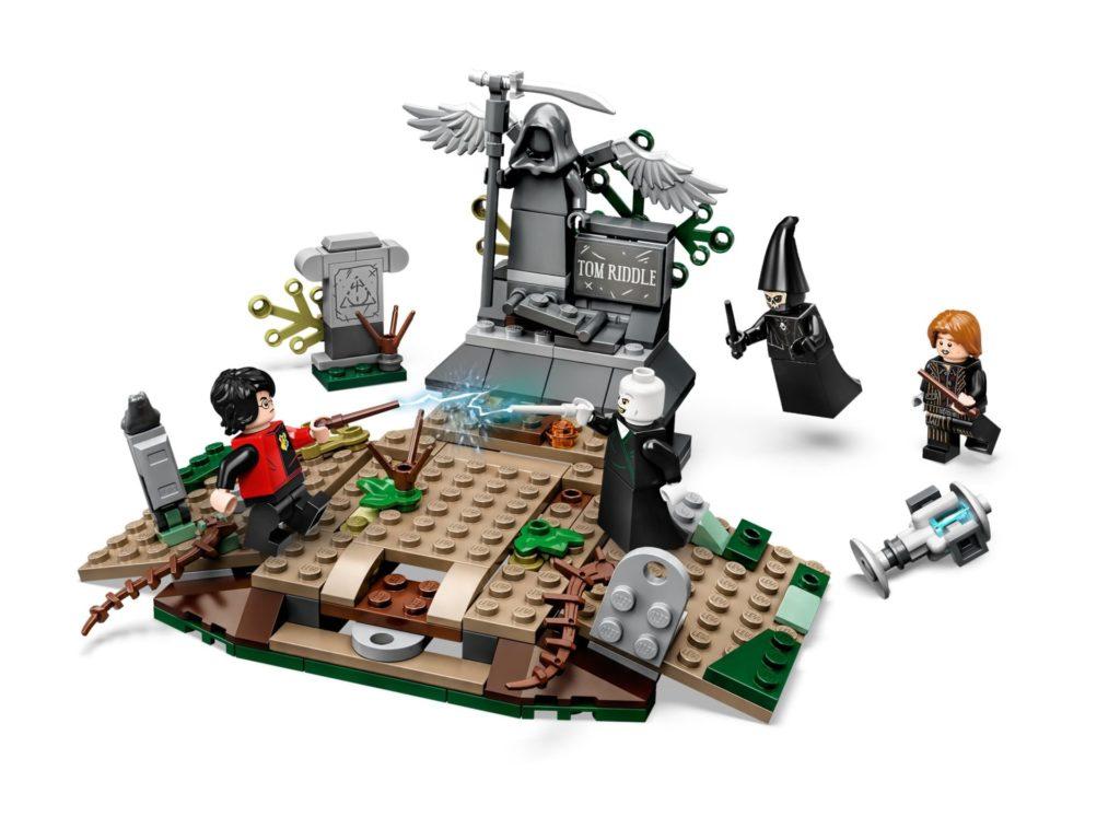 LEGO® Harry Potter™ 75965 Der Aufstieg von Voldemort - Bild 3 | LEGO Gruppe