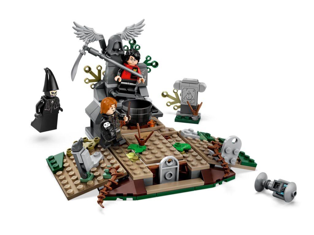 LEGO® Harry Potter™ 75965 Der Aufstieg von Voldemort - Bild 4 | LEGO Gruppe