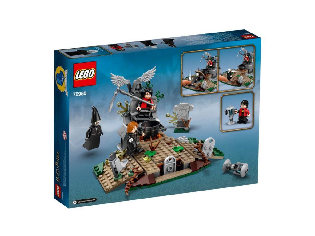 LEGO® Harry Potter™ 75965 Der Aufstieg von Voldemort - Bild 5 | LEGO Gruppe