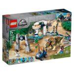 LEGO® Jurassic World 75937 Triceratops-Randale | ©LEGO Gruppe