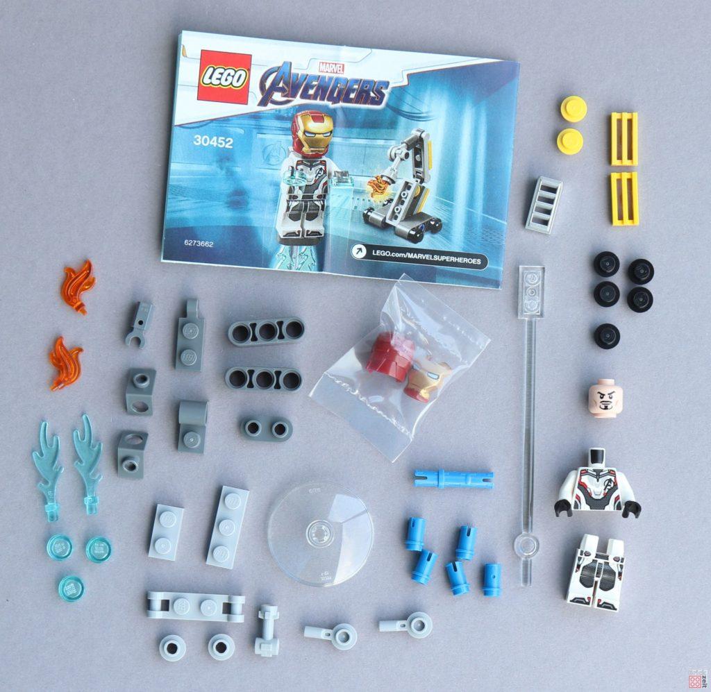 LEGO® Marvel 30452 - Inhalt Polybag | ©2019 Brickzeit