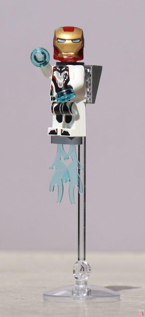 LEGO® Marvel 30452 Iron Man fliegt, Vorderseite | ©2019 Brickzeit
