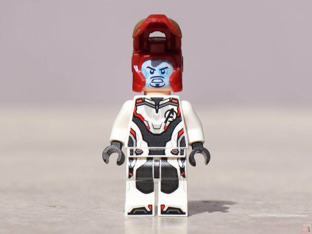LEGO® Marvel 30452 Iron Man, Gesicht mit HUD | ©2019 Brickzeit