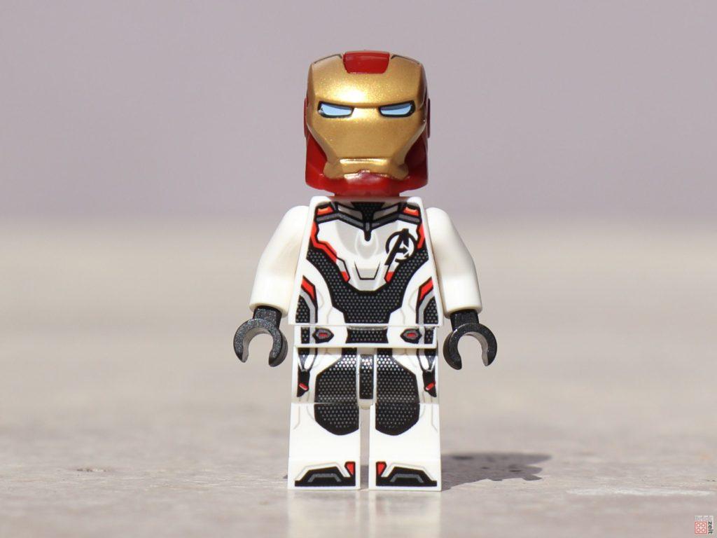 LEGO® Marvel 30452 Iron Man, Vorderseite | ©2019 Brickzeit
