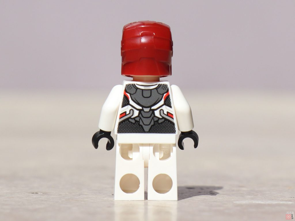LEGO® Marvel 30452 Iron Man, Rückseite | ©2019 Brickzeit