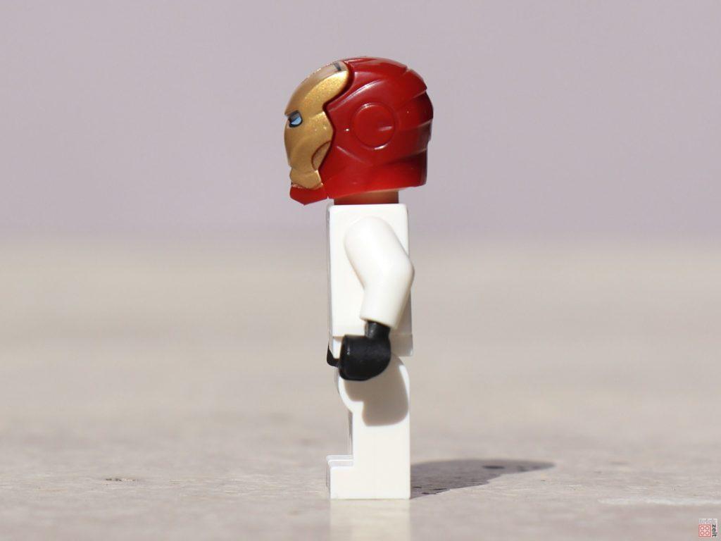 LEGO® Marvel 30452 Iron Man, linke Seite | ©2019 Brickzeit