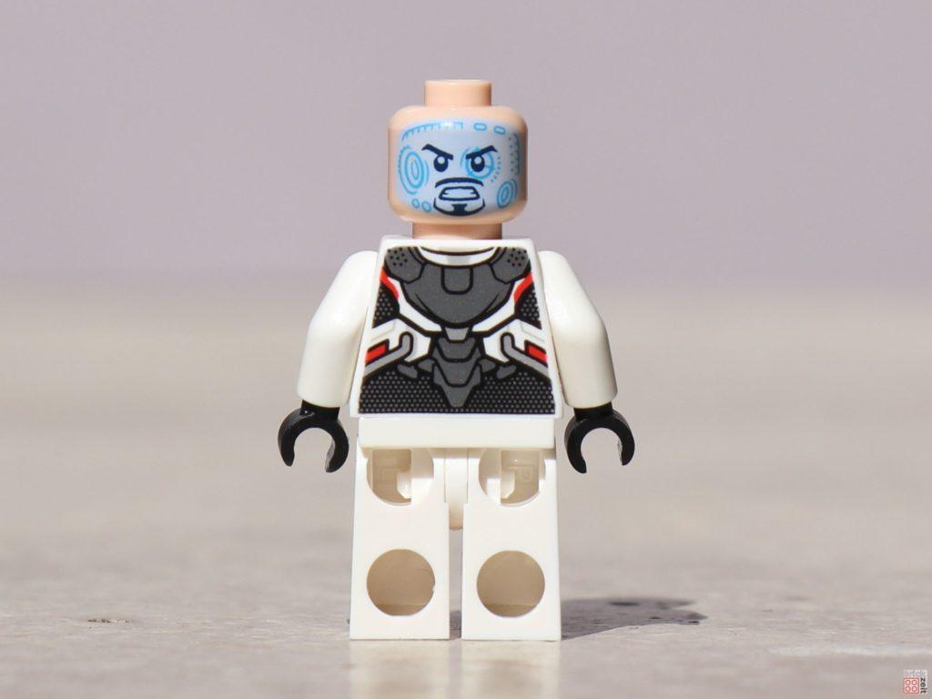 LEGO® Marvel 30452 Iron Man ohne Helm, Rückseite | ©2019 Brickzeit
