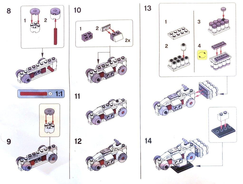 LEGO Star Wars Mini Tantive IV - Bauanleitung, Seite 2