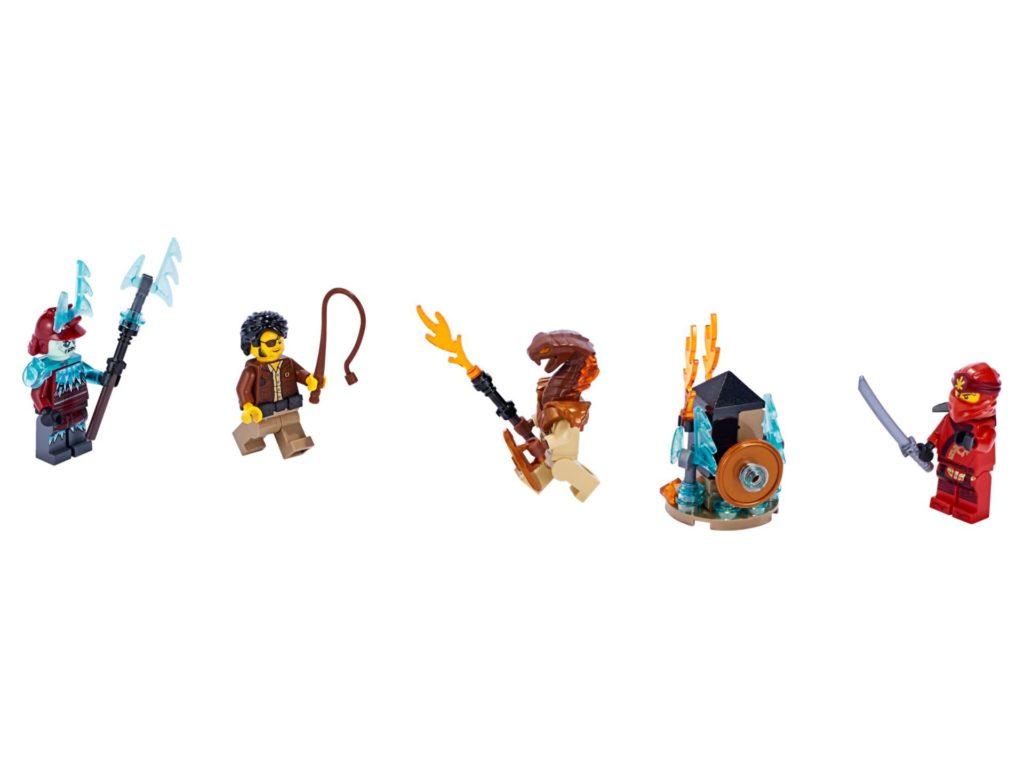 LEGO® NINJAGO® 40342 Ninjago 2019 Minifiguren Set | ©LEGO Gruppe