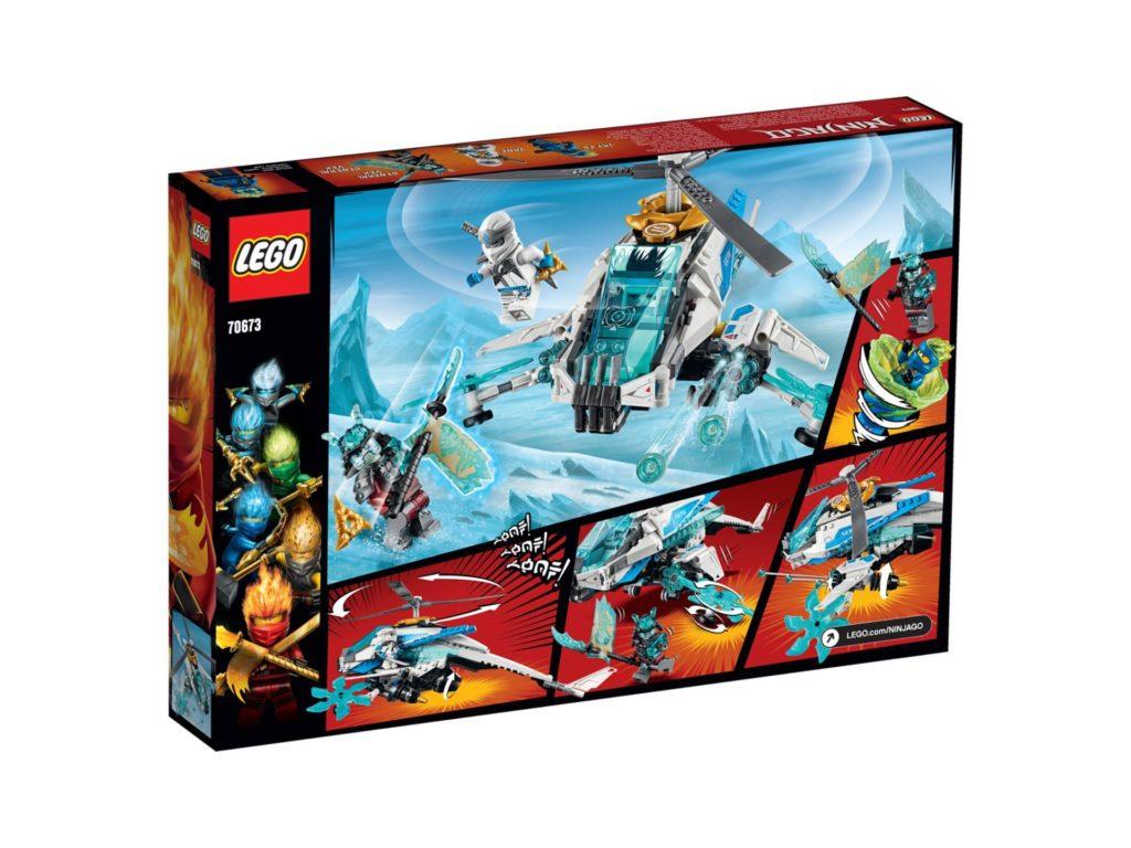 LEGO® NINJAGO® 70673 ShuriCopter | ©LEGO Gruppe