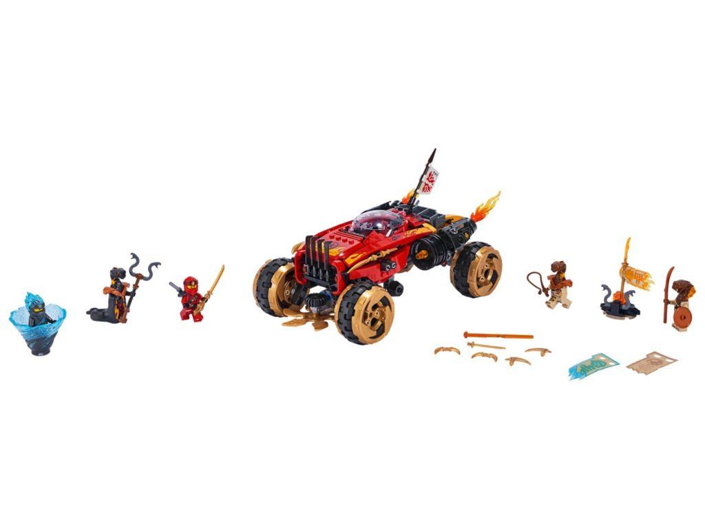 LEGO® NINJAGO® 70675 Katana 4x4 | ©LEGO Gruppe