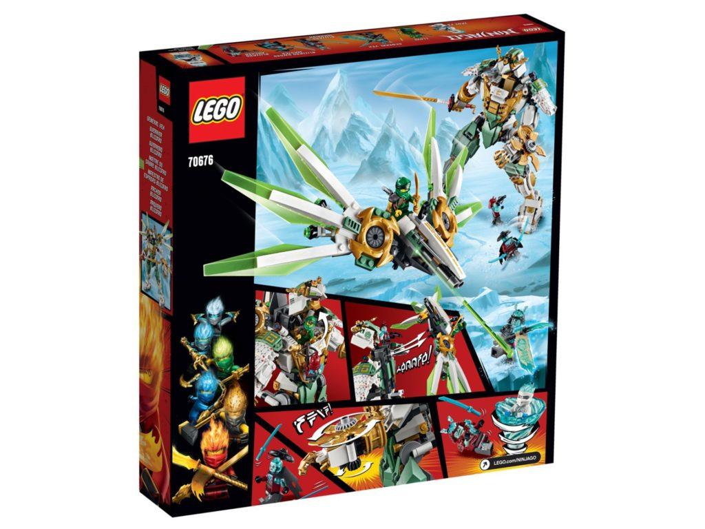 LEGO® NINJAGO® 70676 Lloyds Titan-Mech | ©LEGO Gruppe