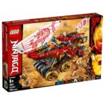 LEGO® NINJAGO® 70677 Wüstensegler | ©LEGO Gruppe