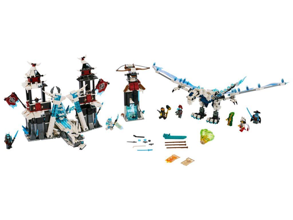 LEGO® NINJAGO® 70678 Festung im ewigen Eis | ©LEGO Gruppe