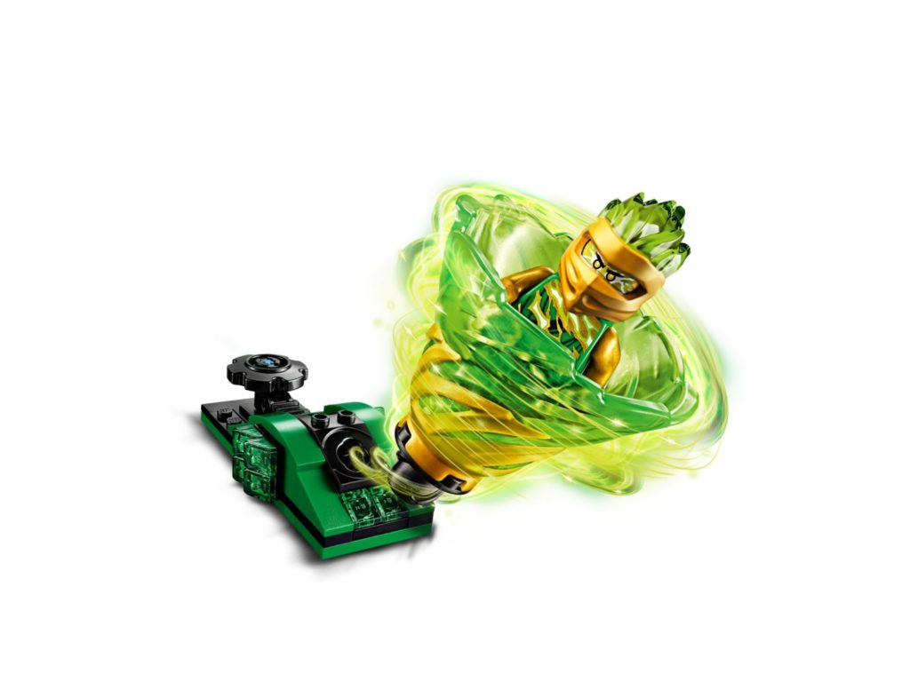 LEGO® NINJAGO® 70681 Spinjitzu Slam - Lloyd | ©LEGO Gruppe