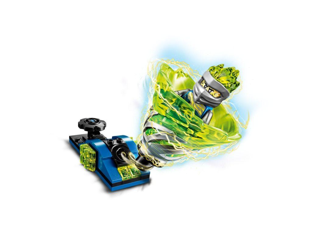 LEGO® NINJAGO® 70682 Spinjitzu Slam - Jay | ©LEGO Gruppe