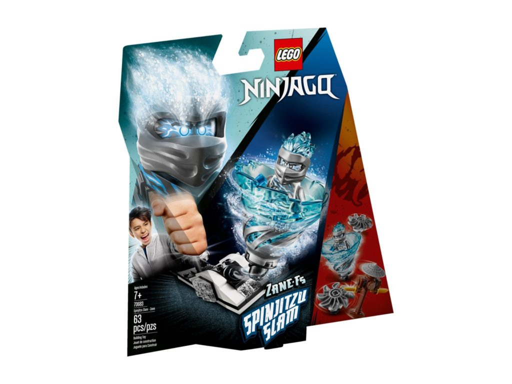 LEGO® NINJAGO® 70683 Spinjitzu Slam - Zane | ©LEGO Gruppe