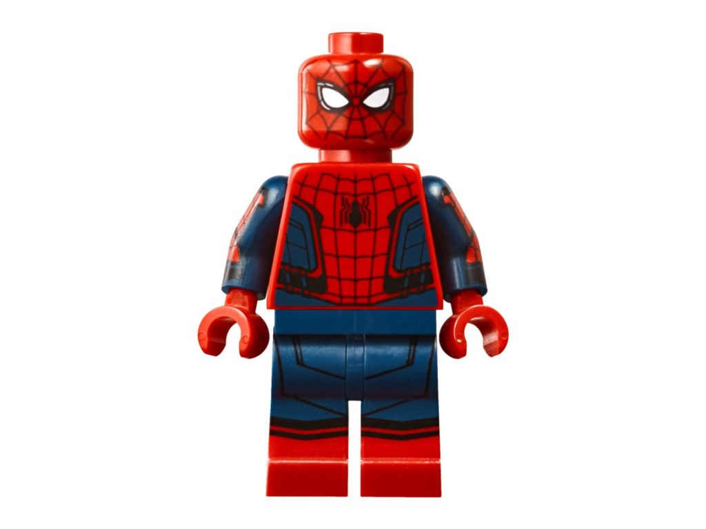 LEGO Spider Man 40343 Far From Home Minifiguren Set | ©LEGO Gruppe